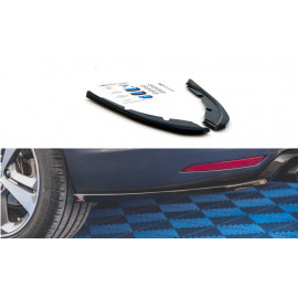 Splittery Boczne Tylnego Zderzaka ABS (Ver.2) - Peugeot 308 SW Mk2 Facelift