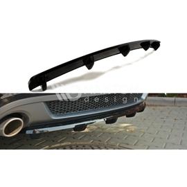 Dyfuzor Tylnego Zderzaka ABS (ver.2) - Audi A5 S-Line 07-11
