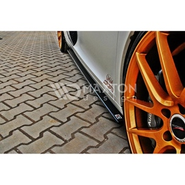 Poszerzenia Progów ABS - Audi R8