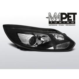 Ford Focus mk3 - BLACK Tube Light LED    LPFO66
