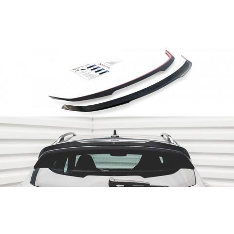 Nakładka Spojlera Tylnej Klapy ABS - Audi A6 C7 Avant S-line FL