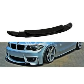 Przedni Splitter / dokładka ABS - BMW 1 E87 M-Design