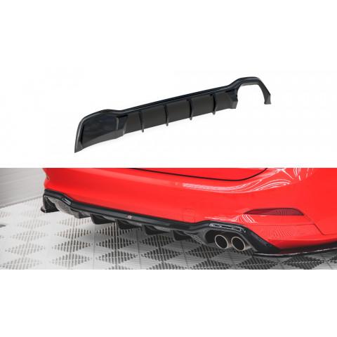 Dyfuzor Tylnego Zderzaka ABS - Ford Focus ST-Line Estate Mk4