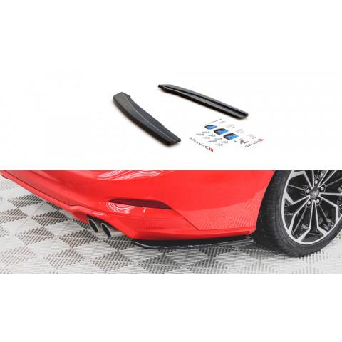 Splittery Boczne Tylnego Zderzaka ABS (ver.1) - Ford Focus ST-Line Estate Mk4
