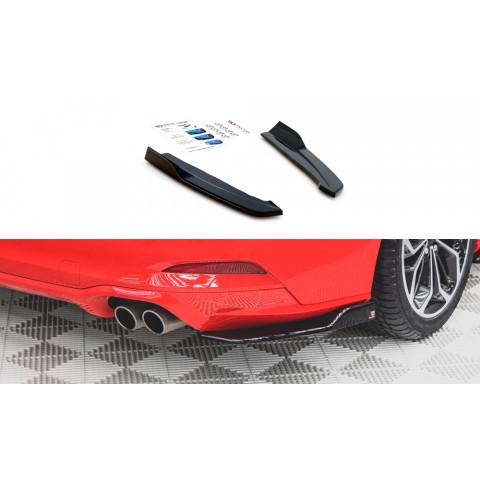 Splittery Boczne Tylnego Zderzaka ABS (ver.2) - Ford Focus ST-Line Estate Mk4