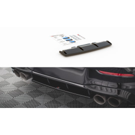 Dyfuzor Tylnego Zderzaka ABS - VW Golf R Mk8