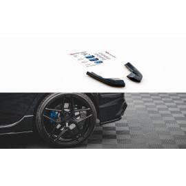 Splittery Boczne Tylnego Zderzaka ABS - Volkswagen Golf R Mk8