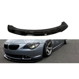 Przedni Splitter / dokładka ABS (wer.2) - BMW 6 E63 / E64