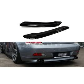 Splittery Boczne Tylnego Zderzaka ABS - BMW 6 E63 / E64