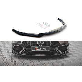 Przedni Splitter / dokładka ABS (ver.1) - Mercedes-Benz CLA AMG-Line C118
