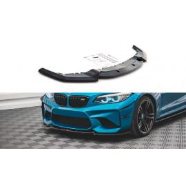 Przedni Splitter / dokładka ABS (V.2) - BMW M2 F87