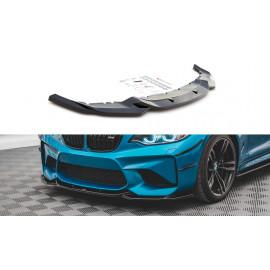 Przedni Splitter / dokładka ABS (V.3) - BMW M2 F87