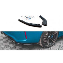 Splittery Boczne Tylnego Zderzaka ABS (V.2) - BMW M2 F87