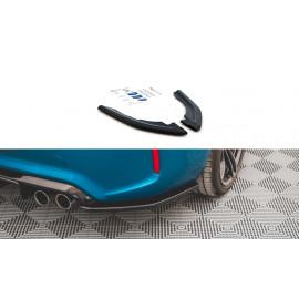 Splittery Boczne Tylnego Zderzaka ABS (V.3) - BMW M2 F87