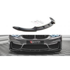 Przedni Splitter / dokładka ABS - BMW M4 F82