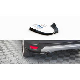 Splittery Boczne Tylnego Zderzaka ABS - Ford Escape Mk3