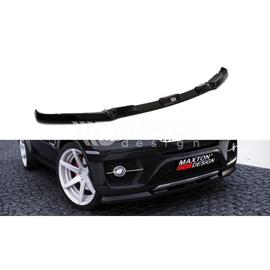 Przedni Splitter / dokładka ABS - BMW X6