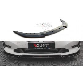 Przedni Splitter / dokładka ABS (V.1) - BMW 3 G20 / G21
