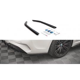 Splittery Boczne Tylnego Zderzaka ABS (V.2) - BMW 3 G20 / G21 M-Pack