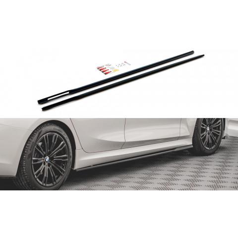 Poszerzenia Progów ABS (V.2) - BMW 3 G20 / G21 M-Pack