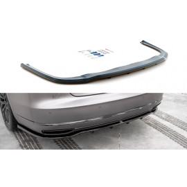 Splitter Tylny Środkowy (Z Dyfuzorem) - Audi A8 D4 Facelift