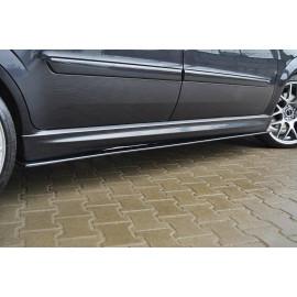 Poszerzenia Progów ABS - Opel Zafira B OPC