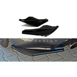 Splittery Boczne Tylnego Zderzaka ABS - Nissan 370Z 2009-