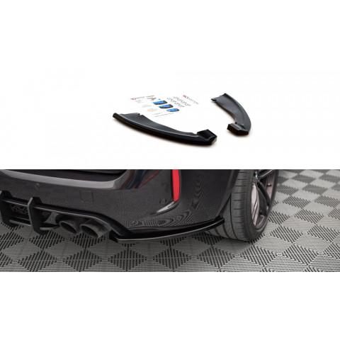 Splittery Boczne Tylnego Zderzaka ABS - BMW X5 M F15