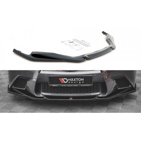 Przedni Splitter / dokładka ABS (wer.2) - Lexus GS F Sport Mk4 (L10)