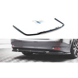 Splitter Tylny Środkowy (Z Dyfuzorem) - Lexus GS F Sport Hybrid Mk4 (L10)