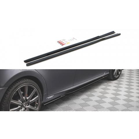 Poszerzenia Progów ABS - Lexus GS F Sport Mk4(L10)