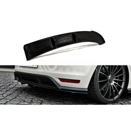 Dyfuzor Tylnego Zderzaka ABS - VW Polo 6R GTI 2015 -