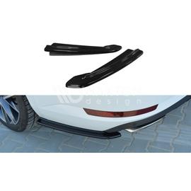 Splittery Boczne Tylnego Zderzaka ABS - Skoda Superb III