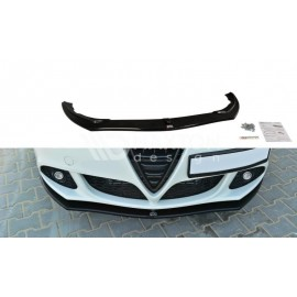 Przedni Splitter / dokładka ABS v.1 - Alfa Romeo Giulietta