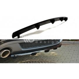 Dyfuzor Tylnego Zderzaka ABS (ver.2) - Audi A5 S-Line FL 11-
