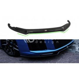 Przedni Splitter / dokładka ABS (v.3) - Audi R8 II
