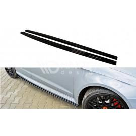 Poszerzenia Progów ABS - Audi RS3 8VA