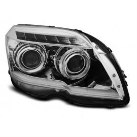 Mercedes GLK X204 CHROM LED diodowe  LPMEB8