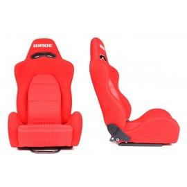 Fotel sportowy K700 BRIDE Red - Czerwony