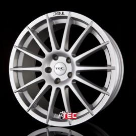Felga TEC-speedwheels - AS2 - Silver - Srebrna