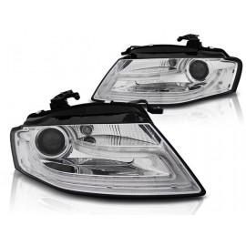 Audi A4 B8 - Xenon - DayLight LED DRL światła jazdy dziennej LPAUD1