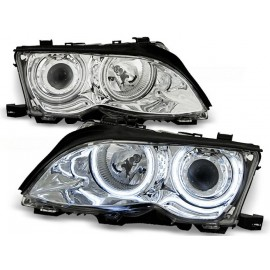 BMW E46 Sedan / Touring 01-05 Angel Eyes LED CCFL Ringi diodowe LPBM31
