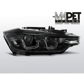 BMW F30 / F31 Xenon  U-LED BAR DRL do jazdy dziennej LPBMF4