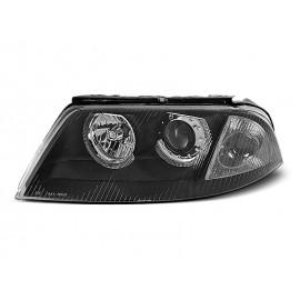 VW Passat B5 FL - BLACK Angel Eyes ringi  LPVW46  DEPO
