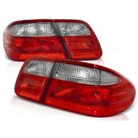 Mercedes E-klasa (W210) red/white  LTME06