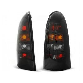 Opel Asta G Kombi  Caravan Clearglass Black czarne  LTOP21