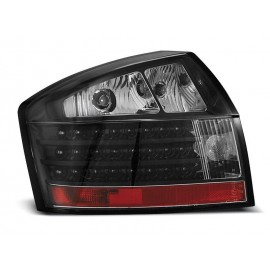 Audi A4 B6 Sedan - Black LED - Czarne Diodowe LDAU28