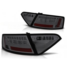 AUDI A5 Coupe - SMOKED LED BAR diodowe  LDAUE4