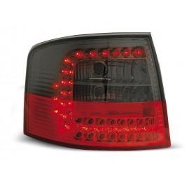 Audi A6 C5 Avant  Red/Black LED czerwono-czarne LDAU52