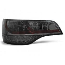 Audi Q7 - Clear  Black Led - Diodowe LDAU59